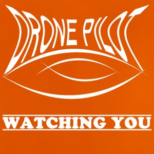 Drone pilot Watching you - Baby T-Shirt