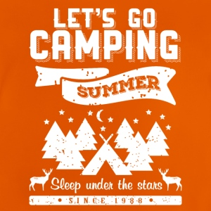 Let's go camping T-shirt - Baby T-Shirt