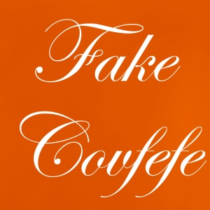 Fake covfefe white - Baby T-Shirt