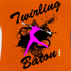 Twirling - Baby T-Shirt