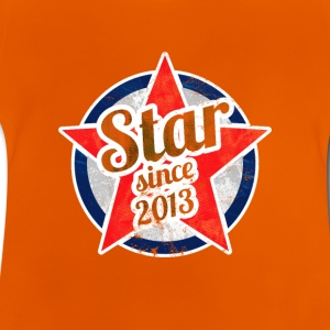 Gift for Stars born in 2013 - Baby T-Shirt