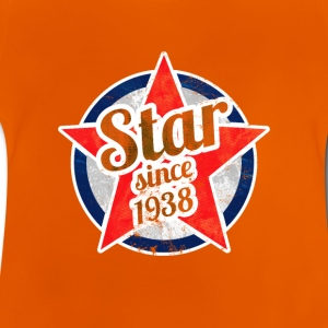 Gift for Stars born in 1938 - Baby T-Shirt