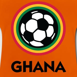 Football Crest Of Ghana - Baby T-Shirt