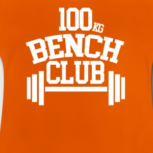100 KG BENCH KLUBBA - Baby-T-shirt