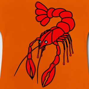 lobster15 - Baby-T-shirt