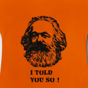 Karl Marx Prophecy - Baby T-Shirt