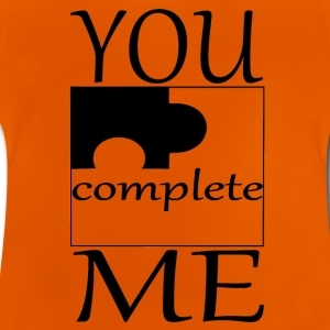 Partner Design YOU ME complete Part 2 - Baby T-Shirt