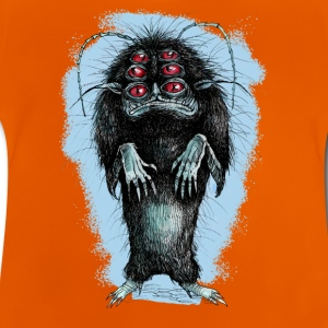 MONSTER VAN DE KAST - Baby T-shirt