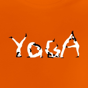 yoga wit - Baby T-shirt