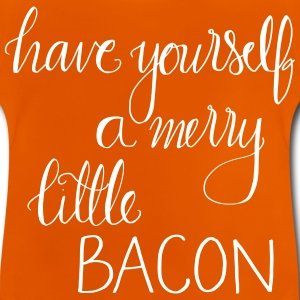 Merry Little Bacon - Baby T-Shirt