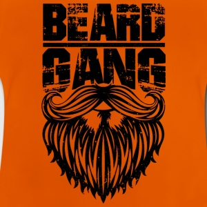beard gang black - Baby T-Shirt