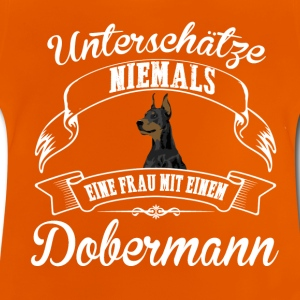 Dobermann - Baby T-Shirt