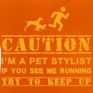 pet stylist - Baby T-shirt