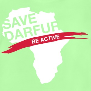 Save Darfur. Be Active! - Baby T-Shirt