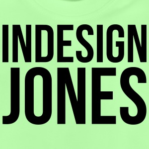 indesign jones - Baby-T-shirt