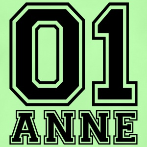 Anne - Name - Baby T-Shirt