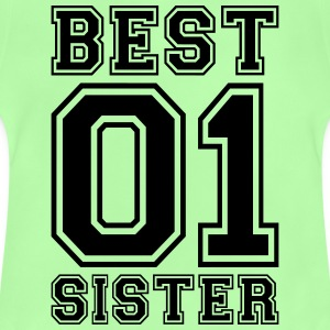 Best Sister - Baby T-Shirt
