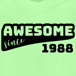 Awesome siden 1988 / Fødselsdag-Shirt - Baby T-shirt