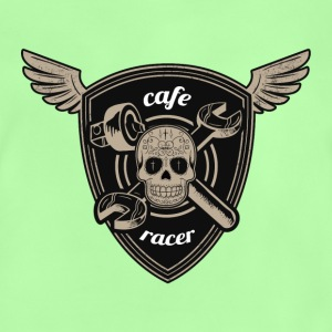 Cafe racer road race - Baby T-Shirt