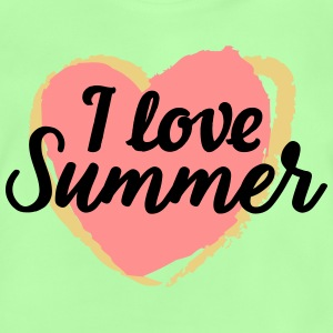I Love Summer - Baby T-Shirt