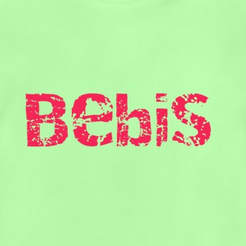 Bebis röd - Baby-T-shirt