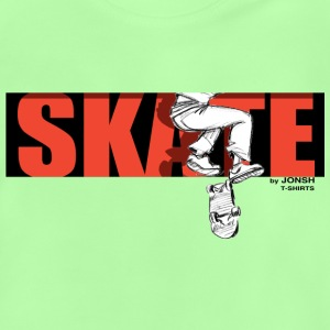 skate_by_jonsh - Baby T-Shirt