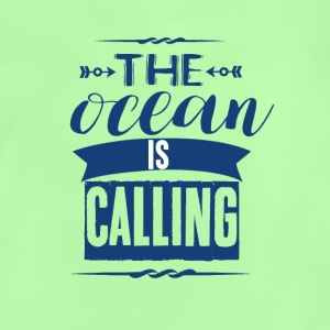 THE OCEAN IS CALLING - Baby T-Shirt