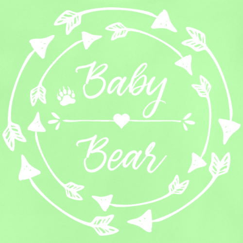 Baby Bear - ethno Indianer Pfeile - Baby T-Shirt