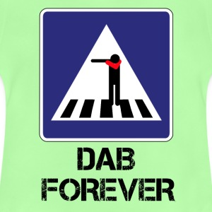 FOREVER ZEBRA CROSSING DAB / DAB AND THEN THROUGH - Baby T-Shirt