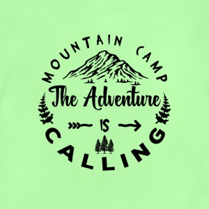 Mountain Camp The Adventure is Calling - Baby T-Shirt