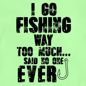 Fishing - Baby T-Shirt
