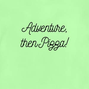 Adventure Pizza - Baby-T-shirt