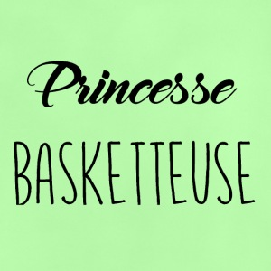 basketbal prinses - Baby T-shirt