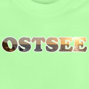 Text OSTSEE - Baby T-Shirt