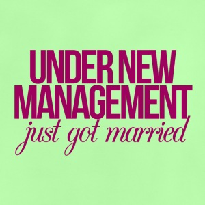 Wedding / Äktenskap: Under New Management - precis - Baby-T-shirt