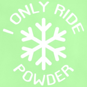 only Powder - Baby T-Shirt
