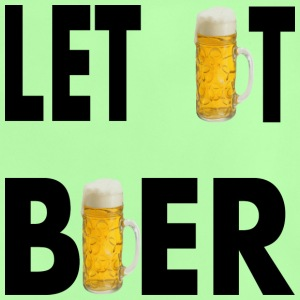LET IT BEER - The Biertels - Baby T-Shirt