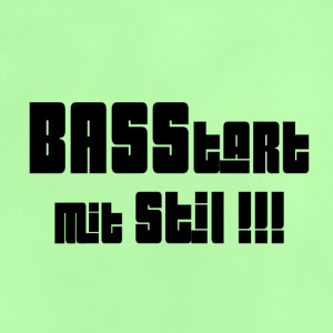 Basstart with style - Baby T-Shirt