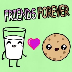 Milk and Cookie Freinds Forever - Baby T-Shirt