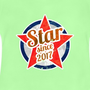 Gift for Stars born in 2017 - Baby T-Shirt