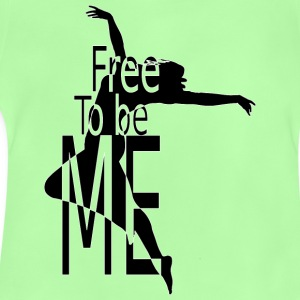 FREE_TO_BE - Baby T-shirt