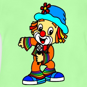 le clown coloré - T-shirt Bébé