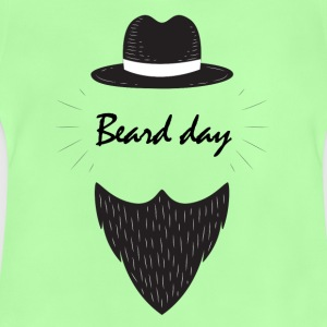 Beardday - Baby-T-skjorte