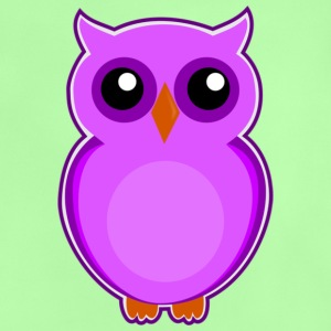 Colorful owl - Baby T-Shirt