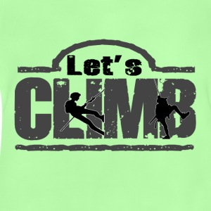 Let and climbing - Baby T-Shirt