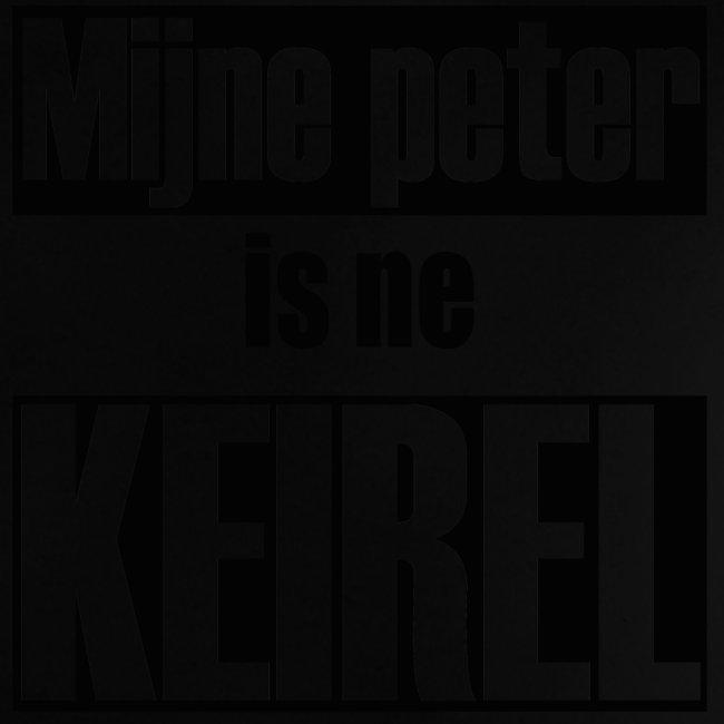 Peter is ne keirel
