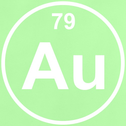 Gold (Au) (element 79) - Baby T-Shirt