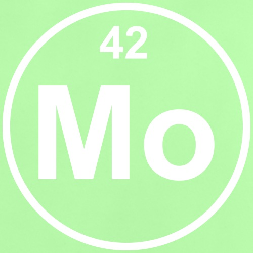 Molybdenum (Mo) (element 42) - Baby T-Shirt
