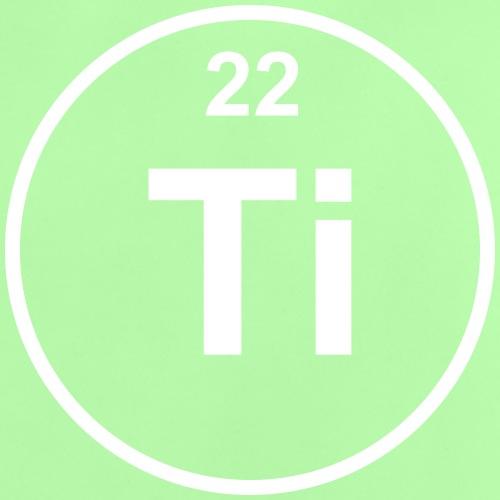 Titanium (Ti) (element 22) - Baby T-Shirt