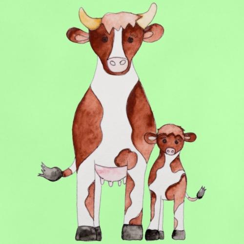 Kühe - Baby T-Shirt